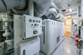 MIZU 81 Engine Room