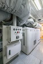 MIZU 82 Engine Room