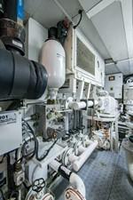 MIZU 84 Engine Room