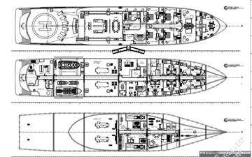 HAWK RANGER 68 5 HAWK RANGER 68 2023 TOR Hawk Ranger Motor Yacht Yacht MLS #253028 5