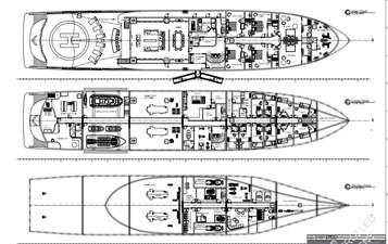 HAWK RANGER 68 7 HAWK RANGER 68 2023 TOR Hawk Ranger Motor Yacht Yacht MLS #253028 7