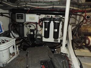 Smoken Joe 30 Engine Room