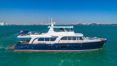Profile: MONI 107' 2013 Vicem Motor Yacht
