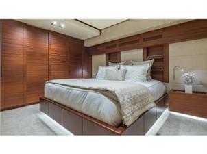 Guest Stateroom 4: MONI 107' 2013 Vicem Motor Yacht