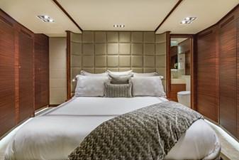 Guest Stateroom 3: MONI 107' 2013 Vicem Motor Yacht