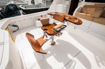 CRAZY K 32 2016 Viking 52 Convertible Chair