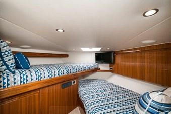 CRAZY K 13 2016 Viking 52 Convertible VIP Stateroom