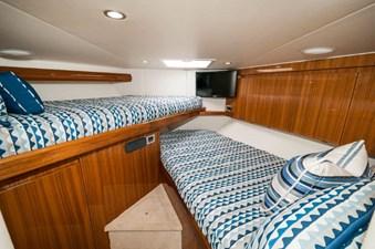 CRAZY K 12 2016 Viking 52 Convertible VIP Stateroom