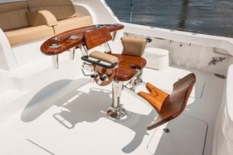CRAZY K 33 2016 Viking 52 Convertible Chair