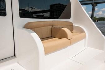 CRAZY K 31 2016 Viking 52 Convertible Mezzanine Seating