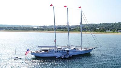 ARABELLA 5 ARABELLA 1983 PALMER JOHNSON Tri-Masted Staysail Cruising Sailboat Yacht MLS #253308 5