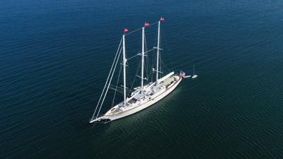 ARABELLA 6 ARABELLA 1983 PALMER JOHNSON Tri-Masted Staysail Cruising Sailboat Yacht MLS #253308 6