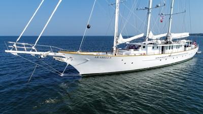 ARABELLA 7 ARABELLA 1983 PALMER JOHNSON Tri-Masted Staysail Cruising Sailboat Yacht MLS #253308 7