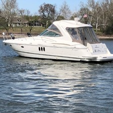 420 Express 3 420 Express 2006 CRUISERS YACHTS  Cruising Yacht Yacht MLS #253411 3