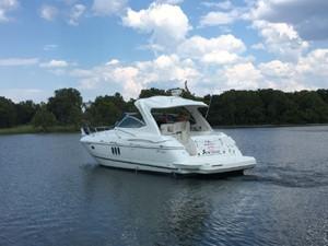 420 Express 6 420 Express 2006 CRUISERS YACHTS  Cruising Yacht Yacht MLS #253411 6