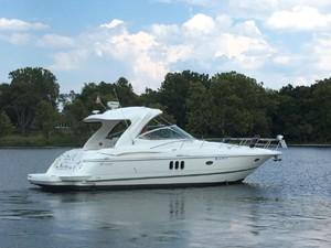 420 Express 5 420 Express 2006 CRUISERS YACHTS  Cruising Yacht Yacht MLS #253411 5