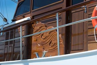 De Vrouwe Christina 2 De Vrouwe Christina 1957 FEADSHIP  Vintage Yacht MLS #253504 2
