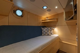 Guest/Crew Cabin in Sofa Configuration