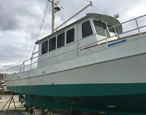 Mare 3 Mare 1974 U S NAVY  Cruising Yacht Yacht MLS #253570 3