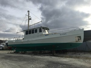 Mare 4 Mare 1974 U S NAVY  Cruising Yacht Yacht MLS #253570 4