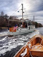 Mare 5 Mare 1974 U S NAVY  Cruising Yacht Yacht MLS #253570 5
