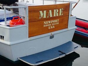 Mare 6 Mare 1974 U S NAVY  Cruising Yacht Yacht MLS #253570 6