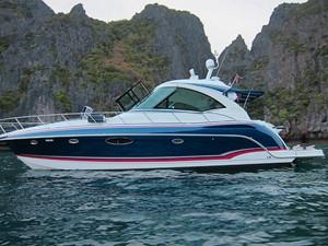 Negotiator 1 Negotiator 2011 FORMULA Formular 45 Cruising Yacht Yacht MLS #253588 1