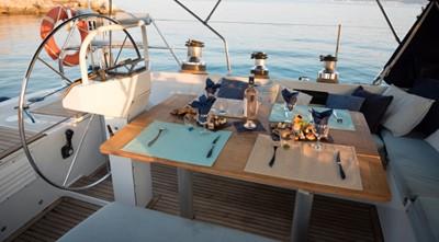 ENTHALPIA 2 ENTHALPIA 1993 GARCIA SHIPYARD Ketch Cruising Sailboat Yacht MLS #253660 2