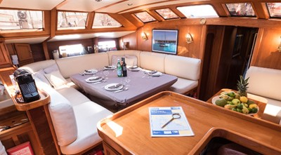 ENTHALPIA 3 ENTHALPIA 1993 GARCIA SHIPYARD Ketch Cruising Sailboat Yacht MLS #253660 3