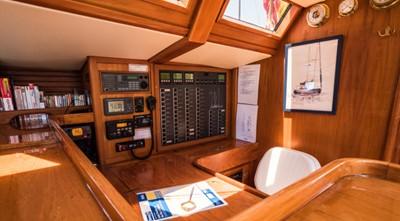 ENTHALPIA 4 ENTHALPIA 1993 GARCIA SHIPYARD Ketch Cruising Sailboat Yacht MLS #253660 4