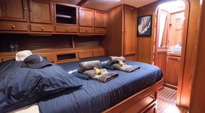ENTHALPIA 6 ENTHALPIA 1993 GARCIA SHIPYARD Ketch Cruising Sailboat Yacht MLS #253660 6