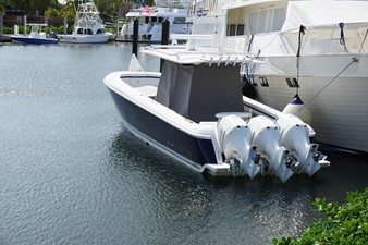 LIBERTY 1 LIBERTY 2011 INTREPID POWERBOATS INC. 400 Center Console Boats Yacht MLS #253703 1