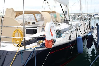 STELLA MARIS I 1 STELLA MARIS I 1997 NAUTOR'S SWAN 48 Cruising/Racing Sailboat Yacht MLS #253710 1