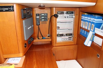 STELLA MARIS I 6 STELLA MARIS I 1997 NAUTOR'S SWAN 48 Cruising/Racing Sailboat Yacht MLS #253710 6
