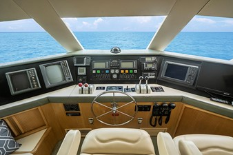 Pilothouse - Helm
