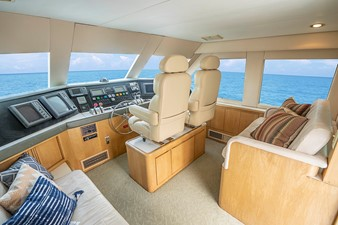 Pilothouse - Seating