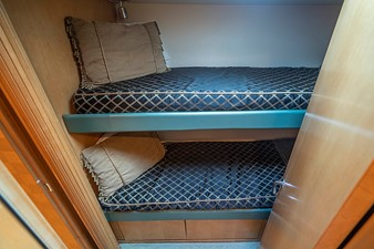 Guest Stateroom - Starboard Upper and Lower