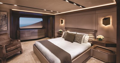 PEPPER XIII 23 MASTER STATEROOM