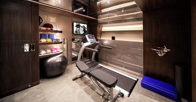 PEPPER XIII 32 GUEST STATEROOM / GYM