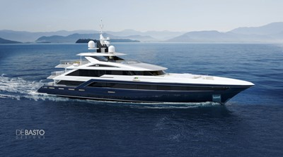 """53m Turquoise """"Tala"""" - 2020 Delivery YACHT"""
