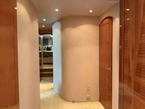 Accommodations Companionway Facing Forward