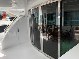 Aft Deck Doors