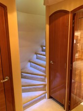 Stairs from Accommodations