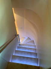 Stairs to Accommodations