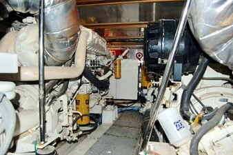LYDIA 'M' 3 LYDIA 'M' 2000 KHA SHING Trader 535 Sunliner Motor Yacht Yacht MLS #254134 3