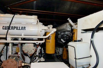 LYDIA 'M' 6 LYDIA 'M' 2000 KHA SHING Trader 535 Sunliner Motor Yacht Yacht MLS #254134 6