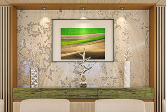 HL Dining Accent Wall