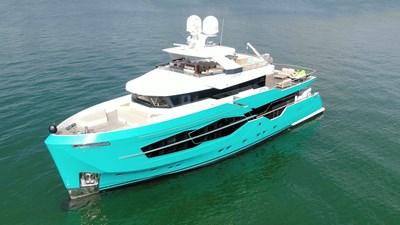 Numarine 32XP Hull #5 6