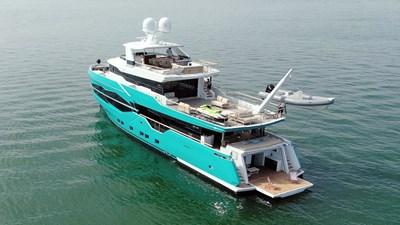Numarine 32XP Hull #5 7