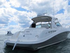 Cuttin' Edge 1 Cuttin' Edge 2005 SEA RAY 420 Sundancer Cruising Yacht Yacht MLS #254178 1